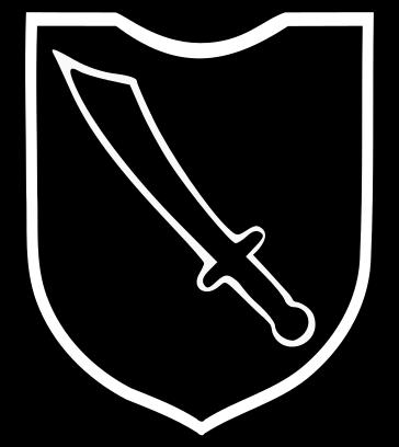 Handshah Cimitarra Waffen SS
