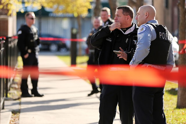 Chicago Chronicles :5 shot in separate shootings on the South Side
