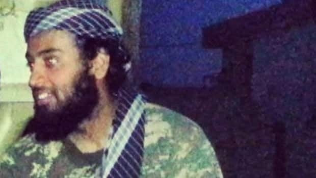 Another Canadian jihadi fighter