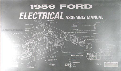 ford f100 wiring diagram image 2