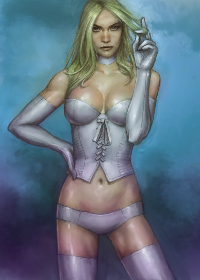 Emma Frost X-men first class