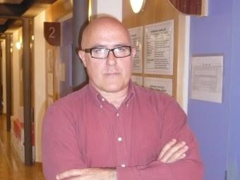 Miquel miró.  Foto:EL DIRECTOR DE LA FUNDACIÓ SEIRA, A LA SEU DE L'ENTITAT