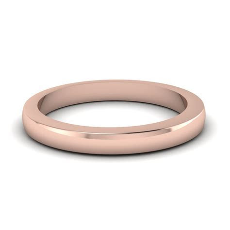 Rose Gold Wedding Bands For Women   Fascinating Diamonds