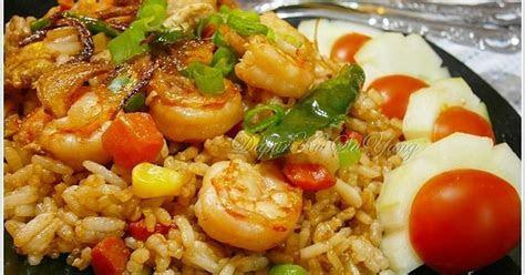 dapurku sayang nasi goreng udang