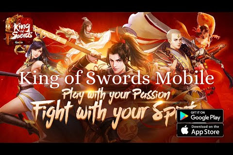 King of Swords Mobile - Gameplay Wuxia, Gift Code, APK (SEA)