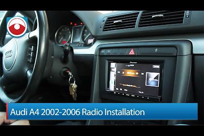 2004 Audi A4 Radio