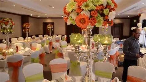 Orange & Green Wedding Theme   Wedding Flair