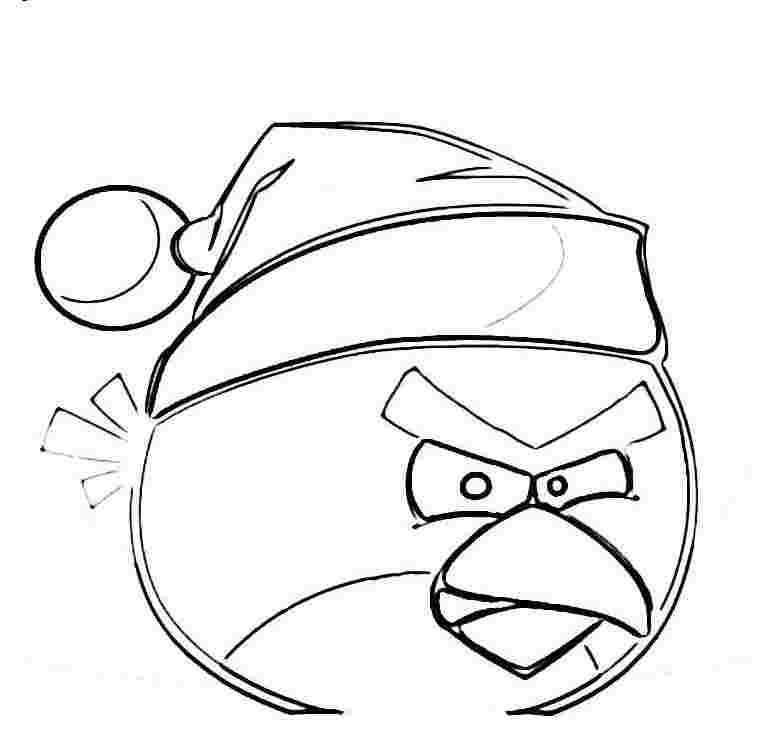 Red Angry Bird Drawing At Getdrawingscom Free For Personal Use