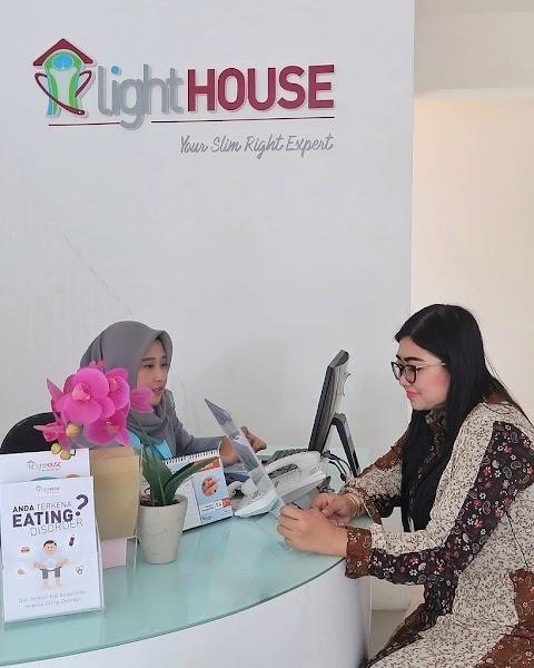 Klinik LightHOUSE Surabaya, Turun 20 Kilogram 12 Minggu