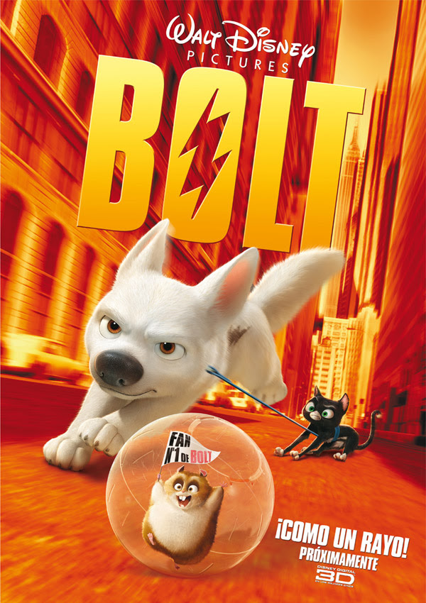 Bolt (Chris Williams, Byron P. Howard, 2.008)