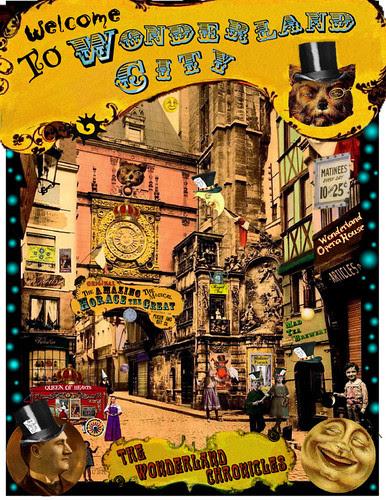Wonderland City!
