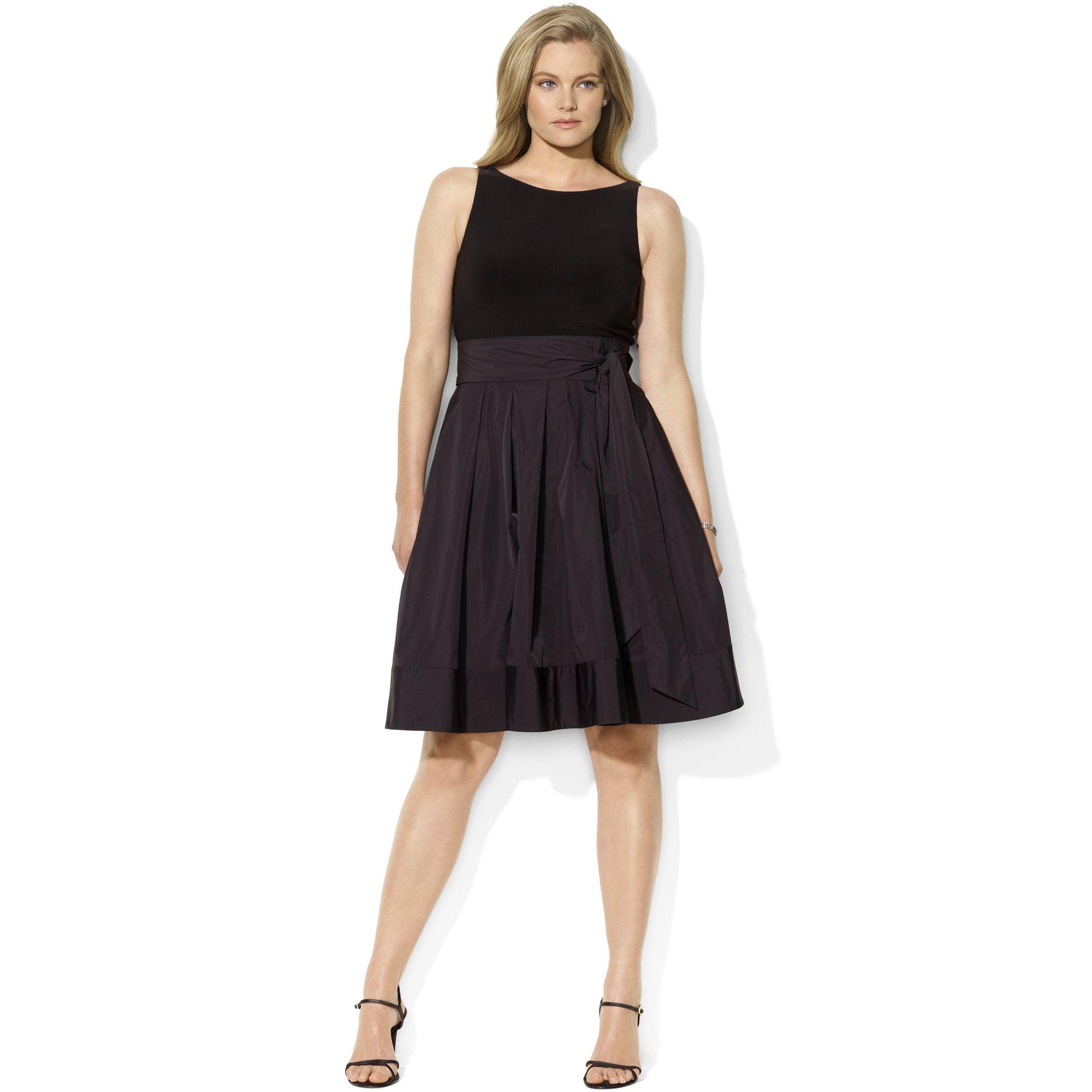 plus size clothes knee length