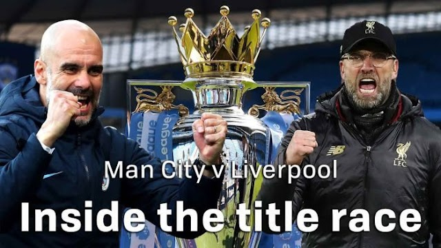 Who Will Finally Win The Premier League On Sunday – Man City or Liverpool?