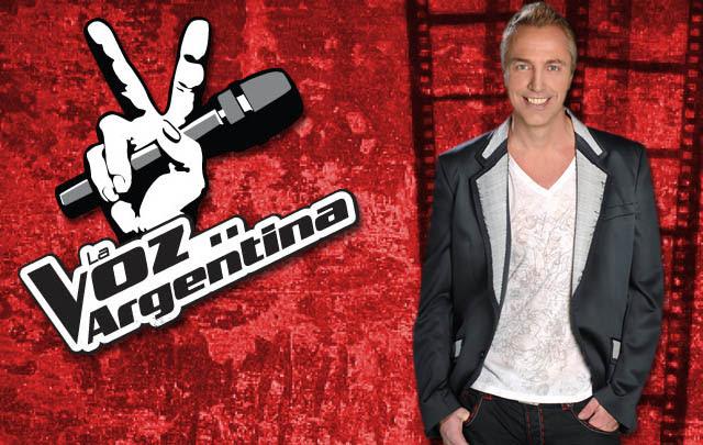 """Con la conducción de Marley, Telefé cantará con """"La Voz Argentina"""""""