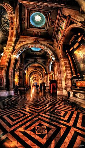 Catedral de Santiago. by Alejandro Bonilla