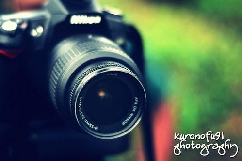 The colours of Nikon
