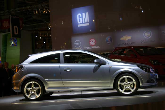 2005 Opel Astra Gtc