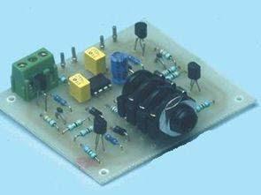 Bộ khuếch đại tai nghe chất lượng cao TL072 với Op Amp