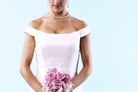 Best Wedding Dresses for Your Body Type   From YouBeauty.com