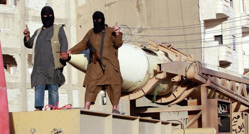 Hình ảnh IS đã vươn vòi đến Afghanistan, trở thành mối đe dọa nghiêm trọng số 1
