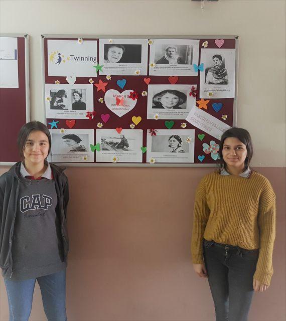 8 Mart Dünya Kadınlar Günü Kutlu Olsun Eğitim Bilişim Ağı