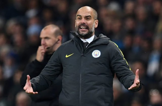 PSG Lineup Pep Guardiola To Become Next Manager