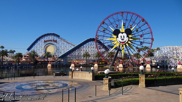 Disney California Adventure, Paradise Park
