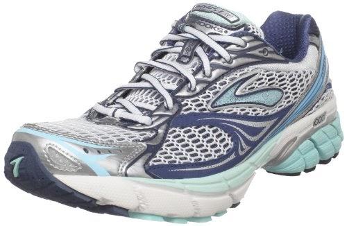 7d4fa689fd2eb Shoes   Accessories  Brooks Women s Ghost 4 W White Dark Denim Silver  Trainer 1200921B984 5 UK