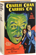 Charlie Chan created by Earl Derr Biggers