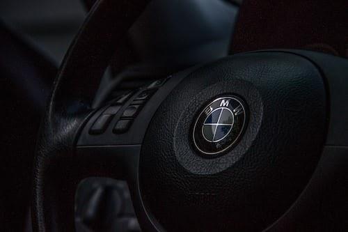 BMW unveils 'black' car 'world's darkest'