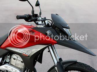 Honda XRE300 dengue