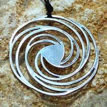 Golden-Spiral-silver