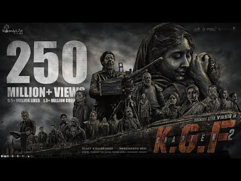 K.G.F Chapter 2 Movie (2021) Reviews, Cast & Release Date
