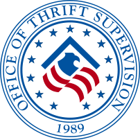 Seal of the Office of Thrift Supervision, part...