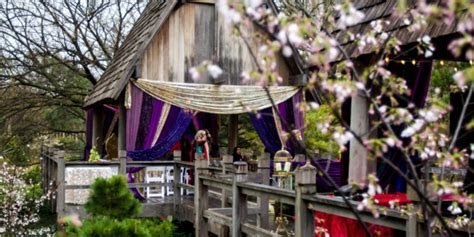 Fort Worth Botanic Garden Weddings   Get Prices for