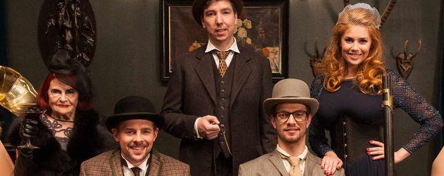 Circus Halligalli-Crew Gruppenbild