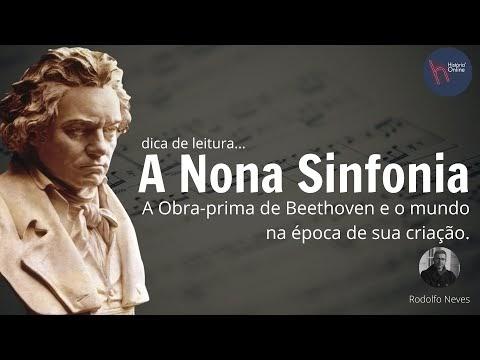 Dica de leitura: A Nona Sinfonia - a obra-prima de Beethoven