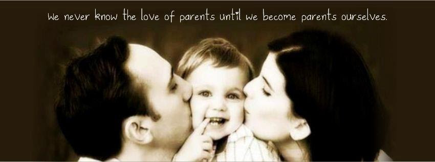 Inspirational Quotes About Parents Love. QuotesGram