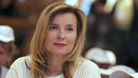"""Valérie Trierweiler """"trop sexy"""" pour François Hollande?"""