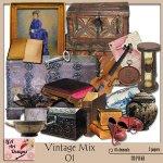 Vintage Mix 01 - CU