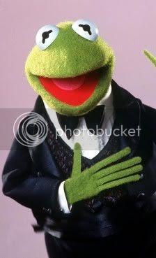Kermit Muppets Oscar