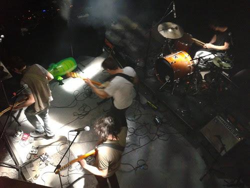Acid Baby Jesus @ Kookoo Live Club, Athens, Gr 15/1/2012