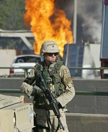 Invasion of Iraq, 2003