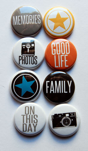 My Life Flair Set 4