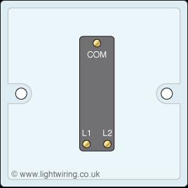 Single Gang 2 Way Light Switch Circuit Diagrams Light Wiring