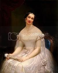 wife of tenth United States President John Tyler