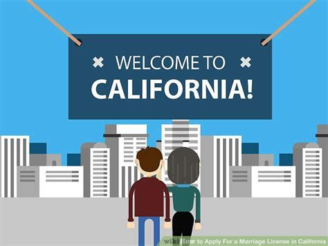 How to Apply For a Marriage License in California: 8 Steps