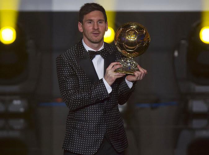 Lionel Messi : que va-t-il porter pour recevoir le Ballon ...