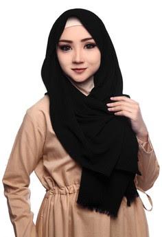 Koleksi Hijab Pashmina Cantik