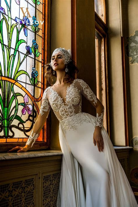 Megan Bridal Dress by VV Bride Couture in Charmé Gaby